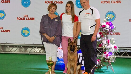 FCI-CACIB «София Киевская-2015», 30.08.2015